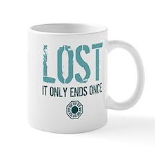LOST Ends Small Small Mug