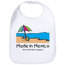 Made in Mexico - beach Bib