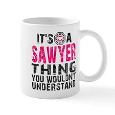 Sawyer Thing Small Mug