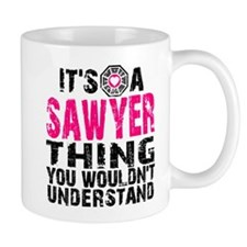 Sawyer Thing Small Mug