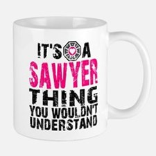 Sawyer Thing Small Small Mug