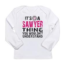 Sawyer Thing Long Sleeve Infant T-Shirt