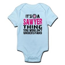 Sawyer Thing Infant Bodysuit