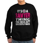 Sawyer Thing Sweatshirt (dark)