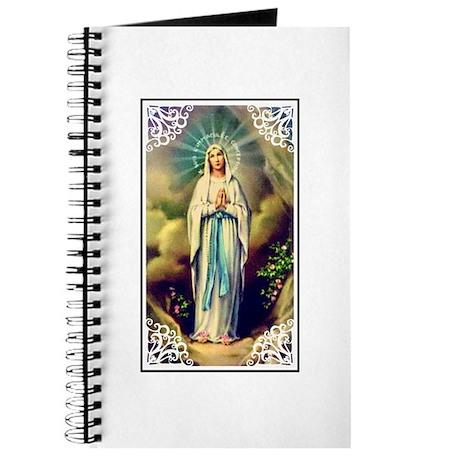 Virgin Mary - Lourdes Journal