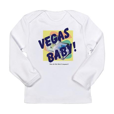 Vegas Baby! Long Sleeve Infant T-Shirt