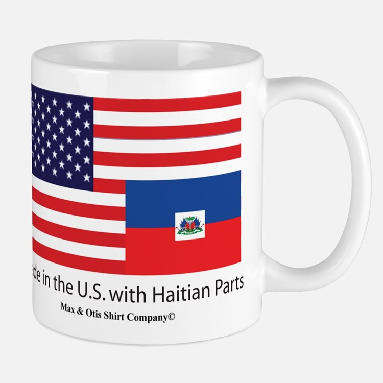Made in America with Haitian Mug