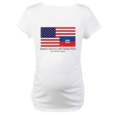 Made in America with Haitian Shirt