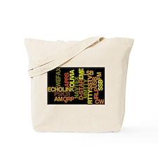 Ham Modes Tote Bag