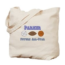 Parker - Future All-Star Tote Bag