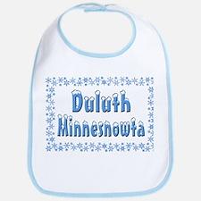 Duluth Minnesnowta Bib