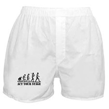 Act Your Stage Boxer Shorts