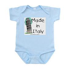 Made in Italy - Pisa Infant Bodysuit