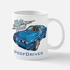 Eagle & The WooF Mug