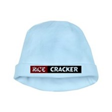 Rice Cracker baby hat