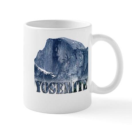 Yosemite Shirt Mug