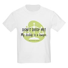 Daddy Lawyer T-Shirt