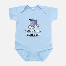 Safta's Little Matzah Ball Infant Bodysuit
