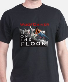 """4 On The Floor"" T-Shirt"
