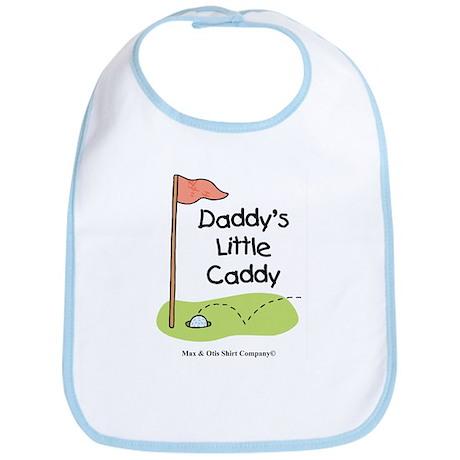 Daddy's Little Caddy Bib