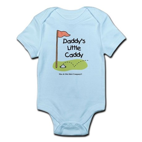 Daddy's Little Caddy Infant Bodysuit