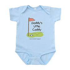 Daddy's Little Caddy Onesie
