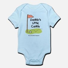 Daddy's Little Caddy Onesie