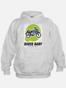 Biker Baby Hoodie