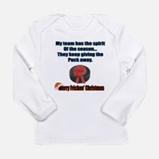 Spirit Of The Season Long Sleeve Infant T-Shirt