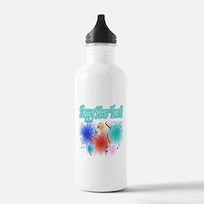 Happy New Year!! Water Bottle