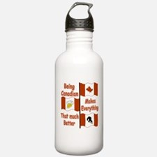 Being Canadian Water Bottle