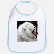 WHITE LION Bib