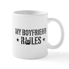My Boyfriend Rules Mug