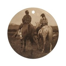 Daughters of a Chief Ornament (Round)