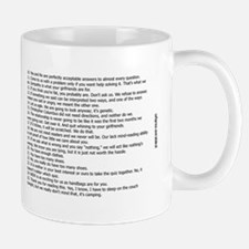 Men's Rules Mug