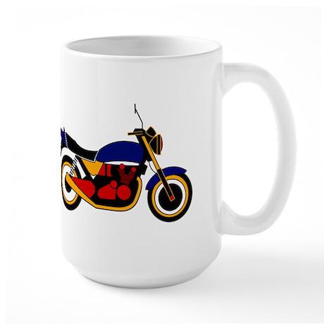 Vintage Cars Large Mug