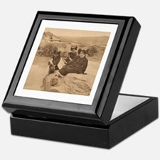 Evening in Hopi Land Keepsake Box