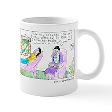 4 Freudian Boobs Envy Mug