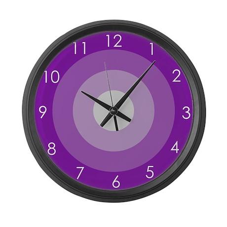 Royalty Large Wall Clock