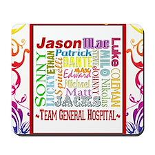 Team General Hospital Mousepad