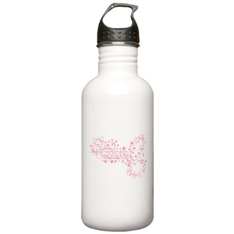 Pink Sparkly TwiHard Stainless Water Bottle 1.0L