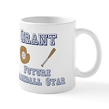 Grant - Future Baseball Star Mug