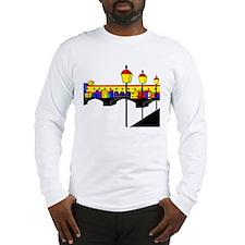 Italian West Coast Long Sleeve T-Shirt