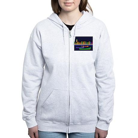Portofino Inspirations Women's Zip Hoodie