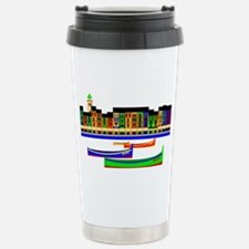 Portofino Inspirations Stainless Steel Travel Mug