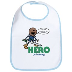 Roy: Hero (In Training) Bib