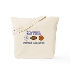 Xavier - Future All-Star Tote Bag