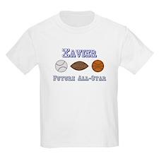Xavier - Future All-Star T-Shirt