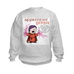 V: Apprentice Genius Kids Sweatshirt