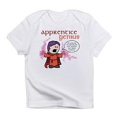 V: Apprentice Genius Infant T-Shirt
